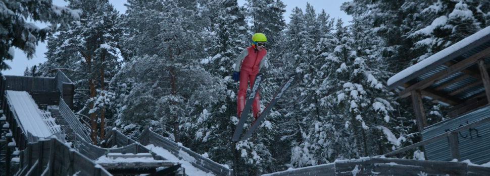 В Казани наши спортсмены стали третьими на соревнованиях по лыжному двоеборью