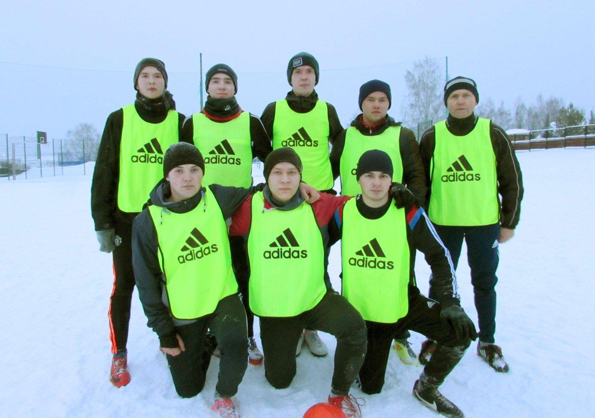 В Юрле состоялся Рождественский турнир