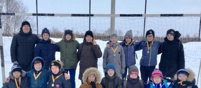 Детская мини-футбольная Парма выиграла свой первый турнир