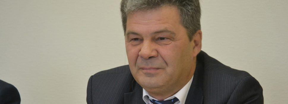 Роман Кокшаров ушел в отставку