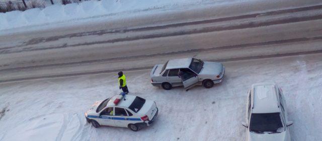 Штрафы в 5 тысяч рублей грозят 4 кудымкарским водителям