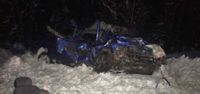 В Кудымкарском районе в ДТП погибла 18-летняя девушка