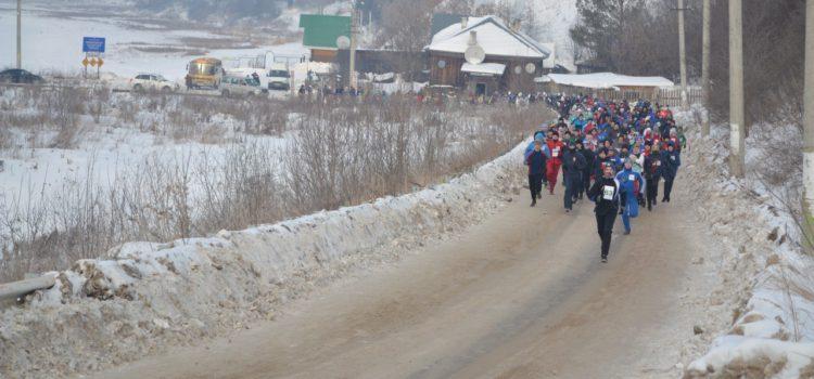 Более 200 горожан заявились на «Богатырский пробег»