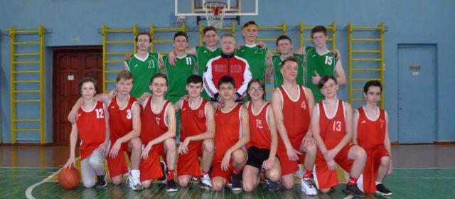 Ученики гимназии №3 стали победителями чемпионата Кудымкара по баскетболу