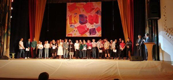 Первое место в полуфинале КВН по Коми округу заняла команда «Не зачет»