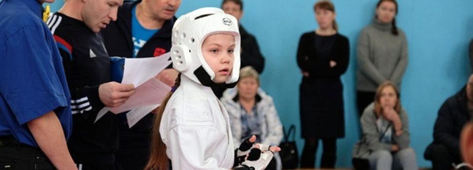 В Кудымкаре прошли соревнования по киокусинкай каратэ