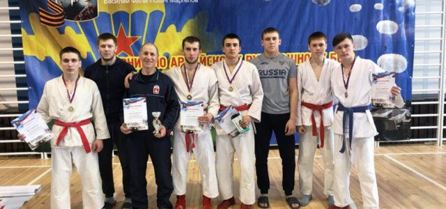Кудымкарские бойцы завоевали четыре медали