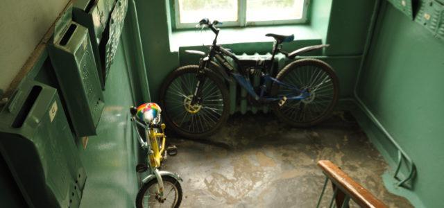 Сезон велосипедных краж в Кудымкаре открыт