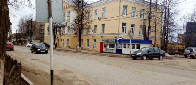 Киоски в центре Кудымкара закрываются