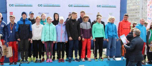 Школьники из Кочевского района заняли первое место в краевой эстафете