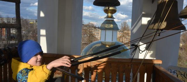 Свято-Никольский храм в Кудымкаре приглашает позвонить в колокола