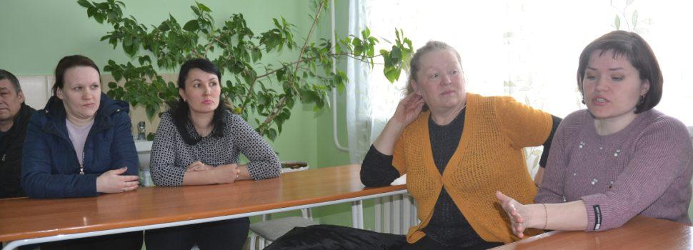 Как родители отстояли школу в Егорово