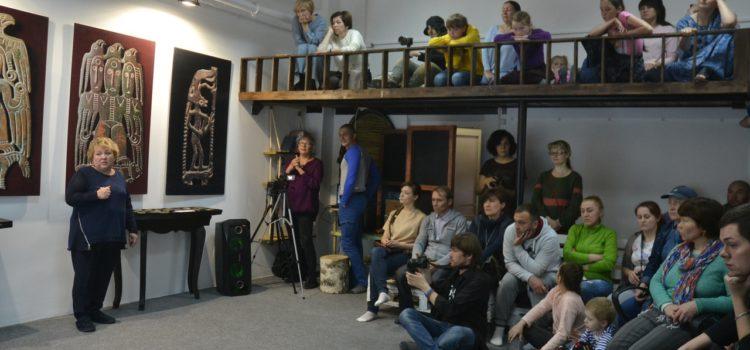 АРТкад приглашает кудымкарцев на итоговую выставку