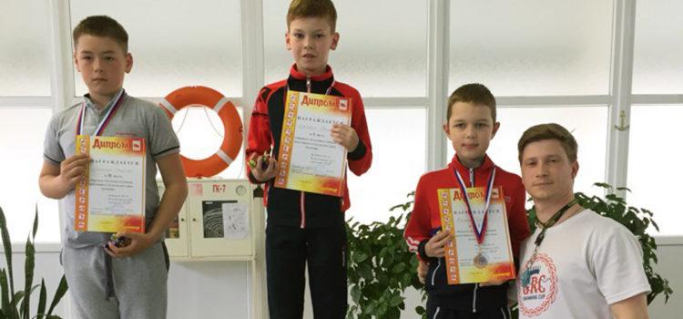 В Кудымкарском плавательном бассейне прошли соревнования по плаванию среди младших школьников