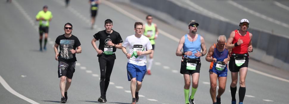 Спортсмены Коми-Пермяцкого округа приняли участие в Казанском марафоне