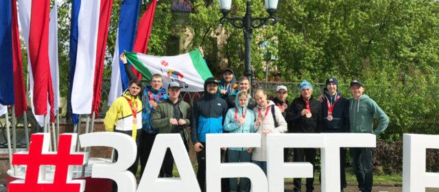 Кудымкарские легкоатлеты поучаствовали во всероссийских соревнованиях