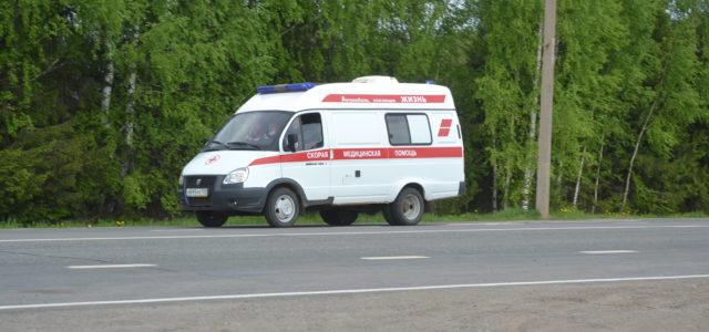 В Кудымкарском районе произошло ДТП с пострадавшими