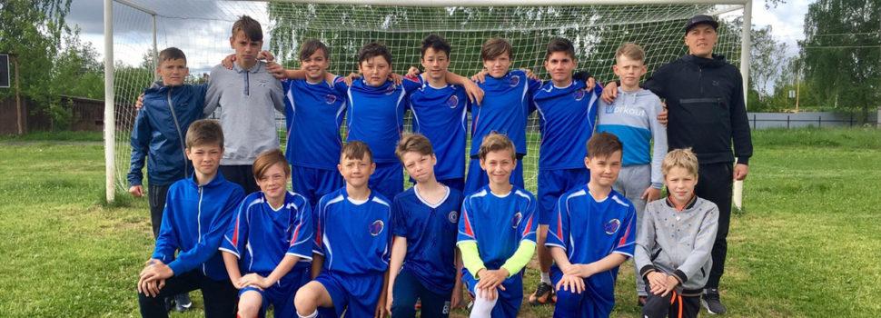 Юные кудымкарские футболисты попали в число сильнейших турнира Кожаный Мяч