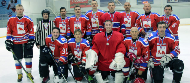 На летнем турнире по хоккею Парма заняла второе место