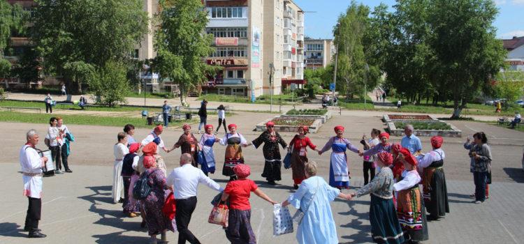 В Кудымкаре прошел фестиваль Акань