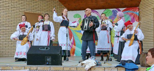 Ансамбль из Юсьвинского района стал призером в международном фестивале свадебных обрядов в Республике Марий Эл