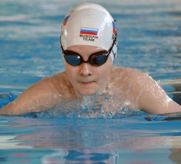 Впервые в крае юный пловец из Кудымкара завоевал медаль