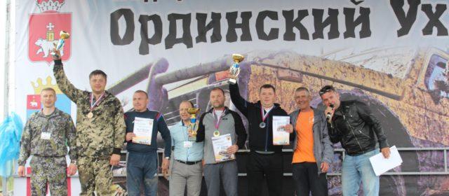 Кудымкарские гонщики заняли призовые места в Ординском ухабе