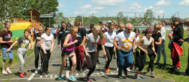 Команда Кудымкарского района в шестой раз выиграла окружной фестиваль спорта