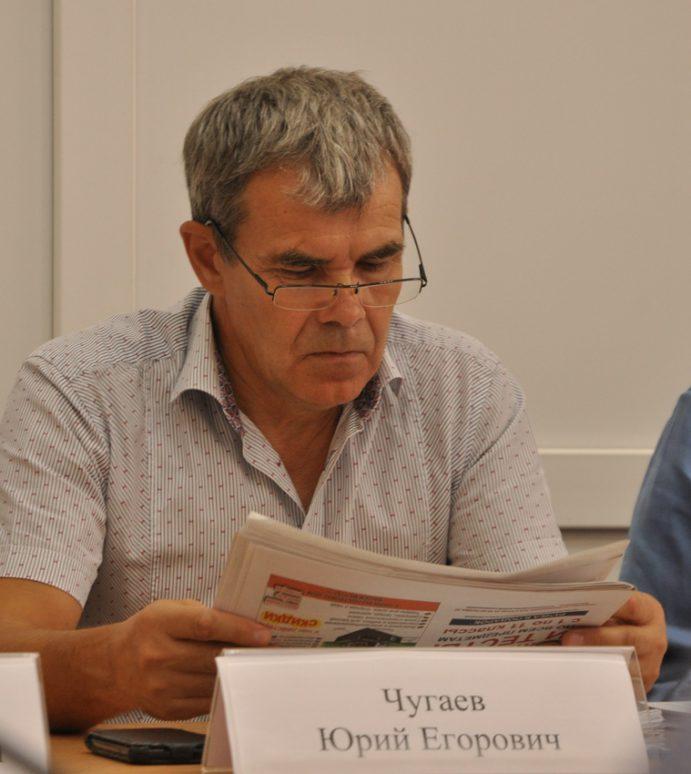 Юрий Чугаев станет главой Кудымкара?