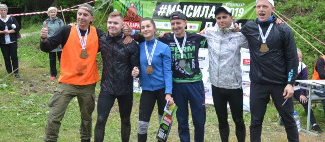 В забеге «Сила Пармы» победила команда «Team lit»