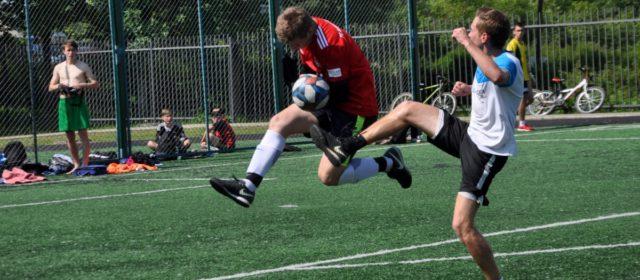 Хорошо ли вы знаете дворовый футбол? Тест от Парма-Новости