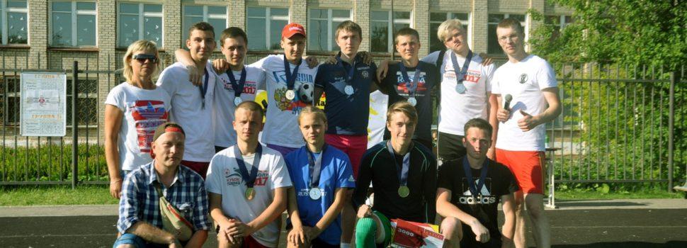Новым чемпионом Кубка Парма-Новости стала команда Фаворит