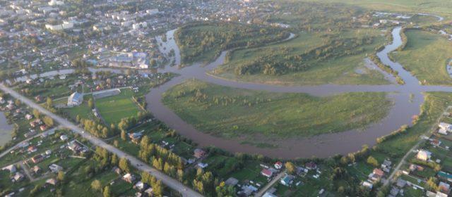 «Пик, похоже, будет в районе 530-540 см». Андрей Шихов из ГИС-центра ПГНИУ о паводке в Кудымкаре