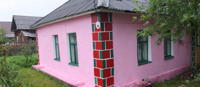 Домик для Барби. Как кудымкарцы украшают дома ко Дню города