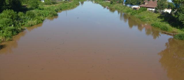 Паводок в Кудымкарском районе. Данные на полдень 17 июля