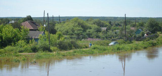 Андрей Шихов: «Пик паводка в Кудымкаре уже явно будет не сегодня. Не ранее утра пятницы»