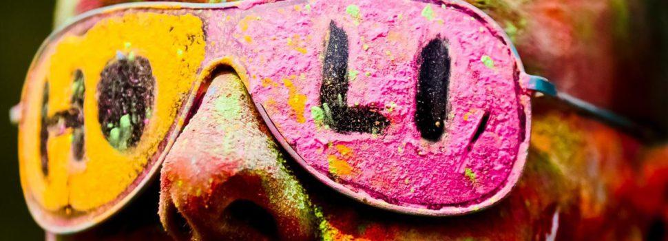 Что это за фестиваль «Краски Холи», который пройдет в Кудымкаре в День города? Рассказываем