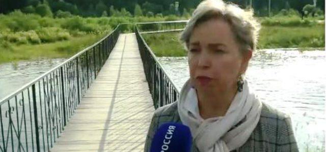 Работа депутата Зыряновой в избирательном округе