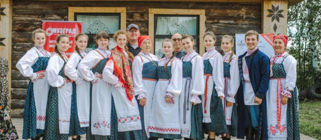 Ансамбль «Пӧлянок» из села Архангельское стал лауреатом международного фестиваля
