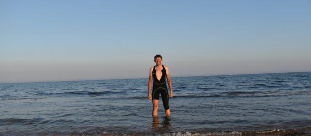 Олег Тупицын на Черном море! В Крым кудымкарец ехал на велосипеде