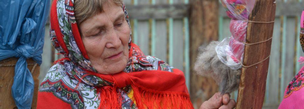 На фестиваль пряжи приглашает Косинский район