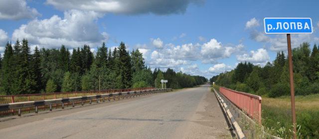 В Юрлинском районе река Лопва продолжает прибывать