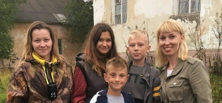 Кудымкарские школьники вернулись со съемок сериала для ТНТ