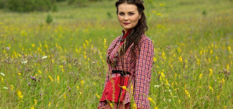 Учительница из Кудымкара участвует в конкурсе красоты