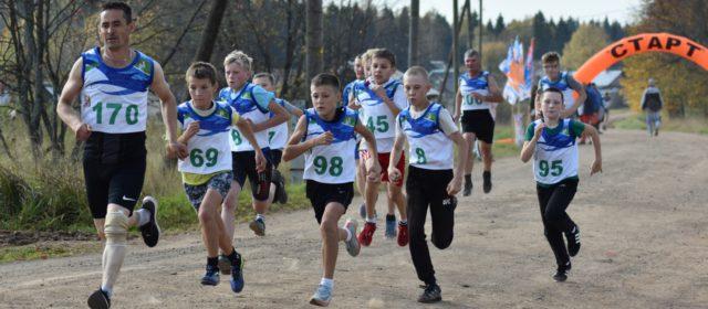 В Велва-Базе прошли легкоталетические соревнования на приз семьи Лунеговых