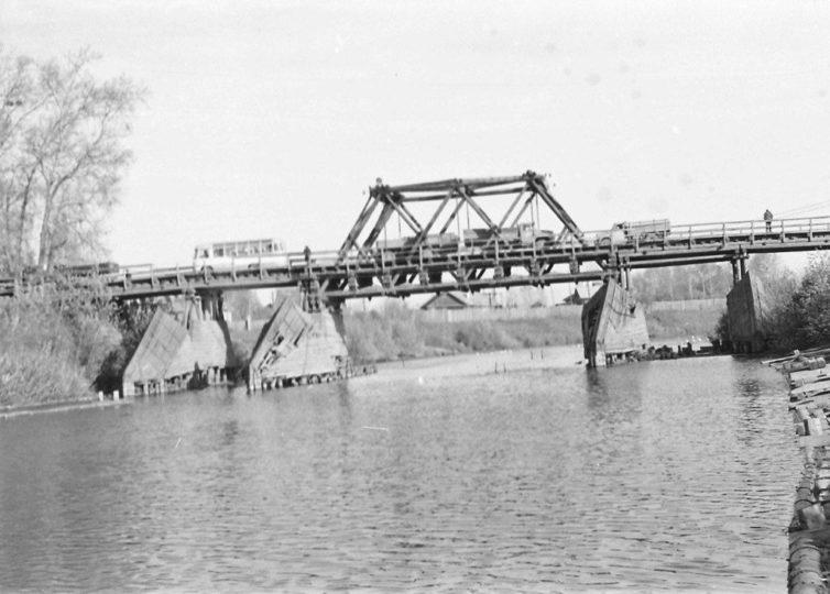 Мост через Иньву