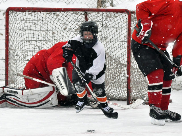 Хоккей Дети — Родители