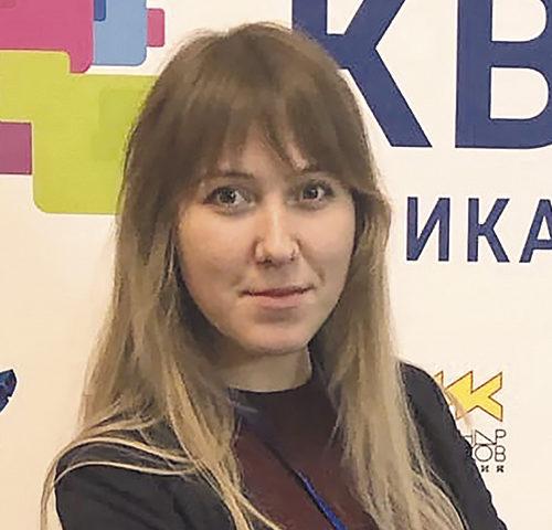 Виктория канюкова