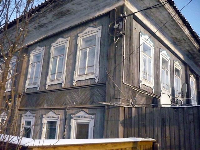 Дом Славы Яркова